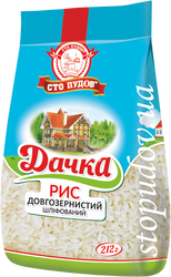 "Long grain rice ""Dachka"""