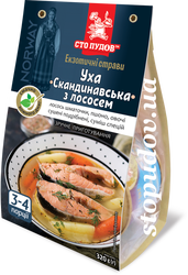 "Fish soup ""Scandinavian"""